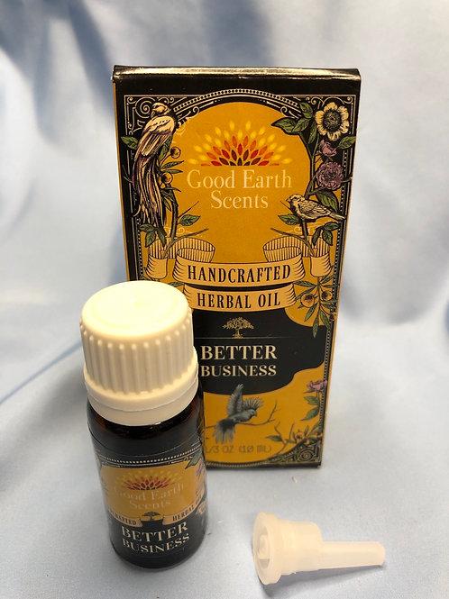 Better Business Herbal Oil