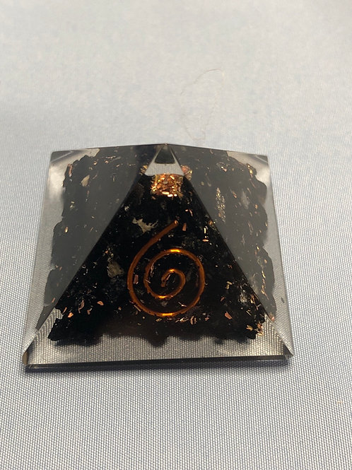 Mini Orgonite Pyramid