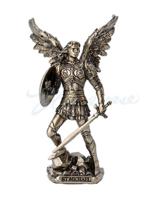 Archangel Michael Small Statue