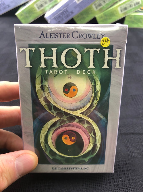 Thoth (Crowley) regular size