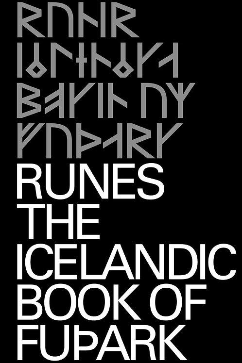 Runes The Icelandic Book of Futhark