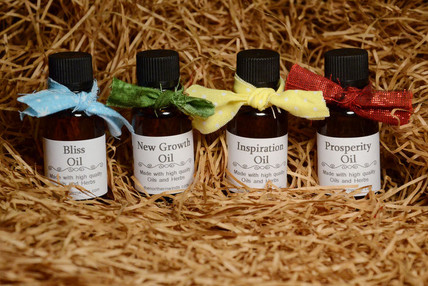 Magickal Intention Oils