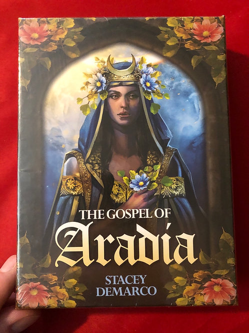 Gospel of Aradia Oracle Cards