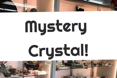 Mystery Crystal!
