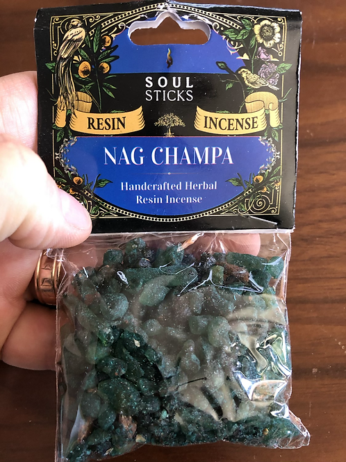 Nag Champa Resin Incense