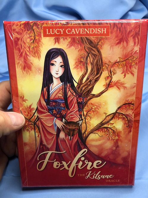 Foxfire Kitsune Oracle