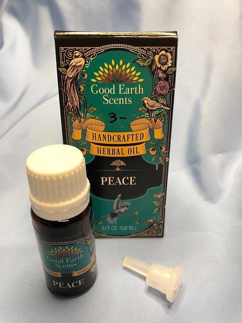 Peace Herbal Oil