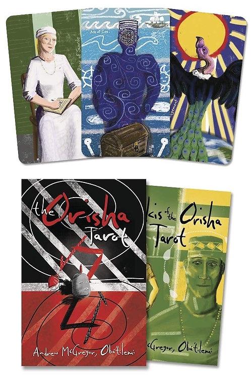 The Orisha Tarot Book & Deck Set
