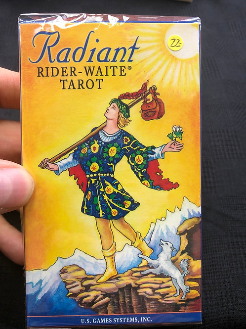 Rider-Waite Tarot (Radiant)