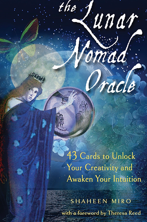 The Lunar Nomad Oracle Cards