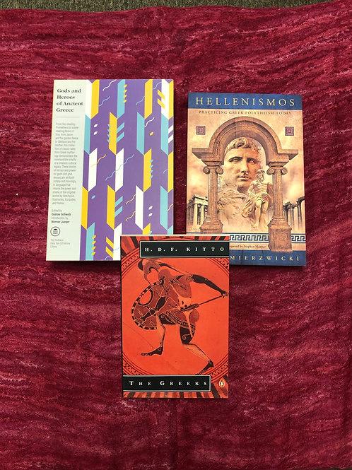 Greek (Hellenic) Book Set