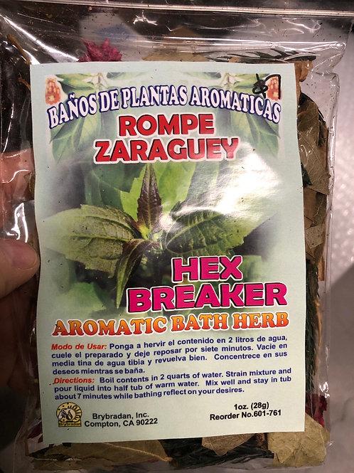 Hex Breaker Herb Bath