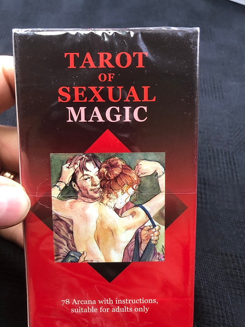 Tarot of Sexual Magic (adult themed)