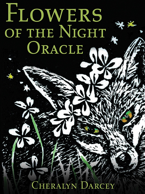 Flowers of the Night Oracle Cards