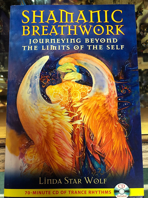 Shamanic Breathwork Book & CD