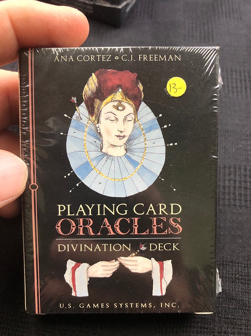 Playing Cards Oracle Deck