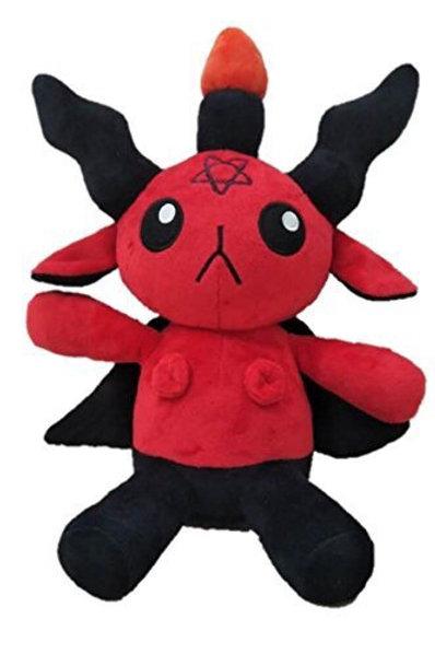 Baphomet Plush (red)
