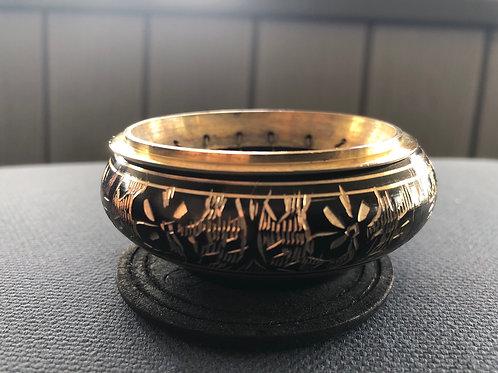 Brass Burner (w/design)