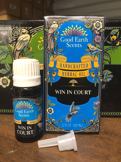 Win In Court Herbal Oil