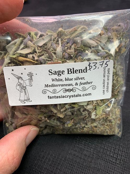 Sage Blend (loose leaf)