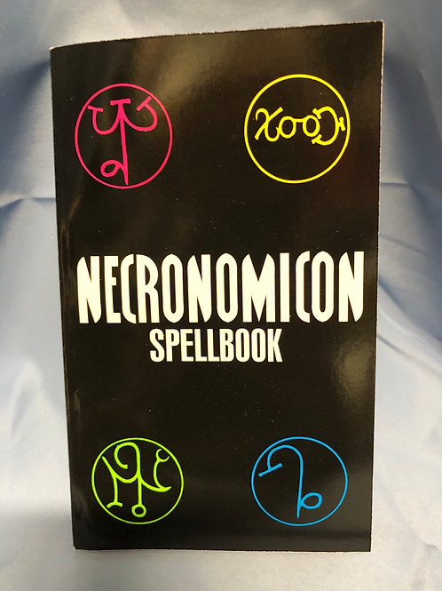 Necronomicon Spellbook