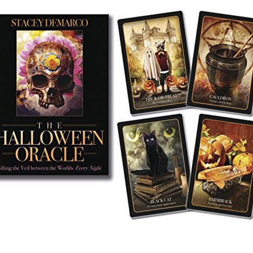 Halloween Oracle Cards