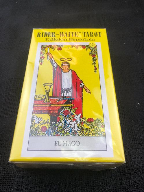 Rider-Waite Tarot (Spanish edition)