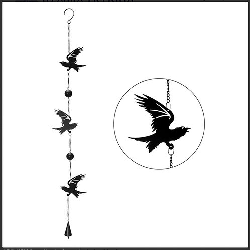 Raven Wind Chime