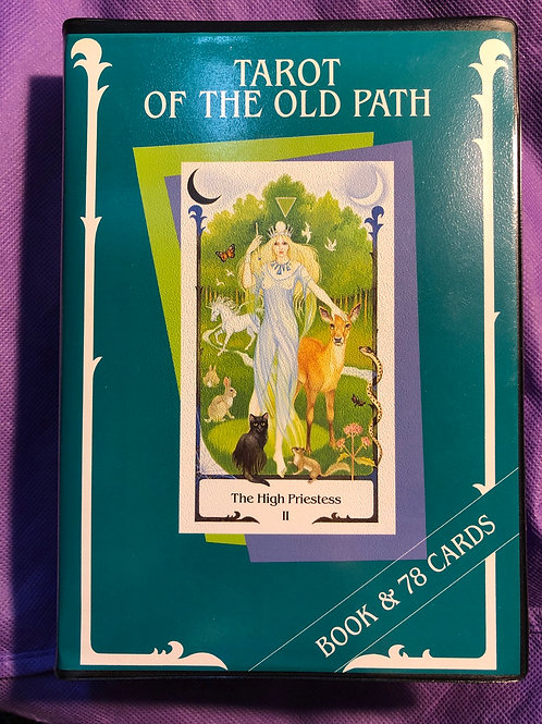 Tarot of the Old Path box set