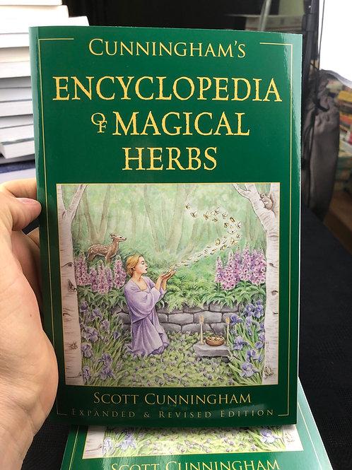 Encyclopedia of Magickal Herbs