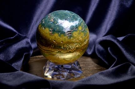 Beautiful Gemstone Sphere