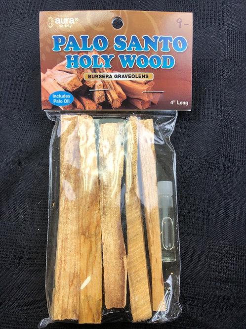 Palo Santo (5 Sticks & Oil)
