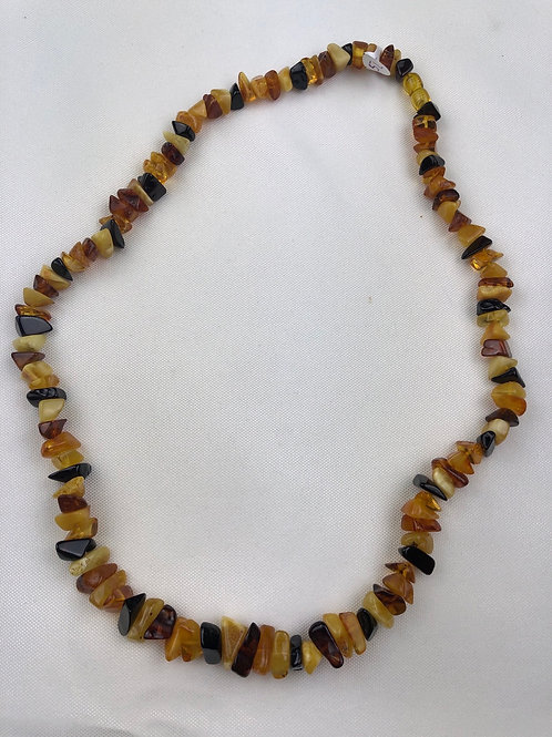 Baltic Amber Necklace 24""