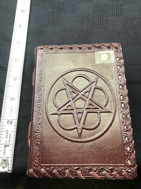 Book of Shadows (inverted pentagram)