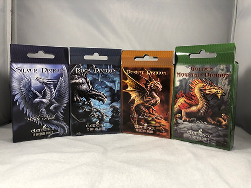 Age of Dragons Incense Cones