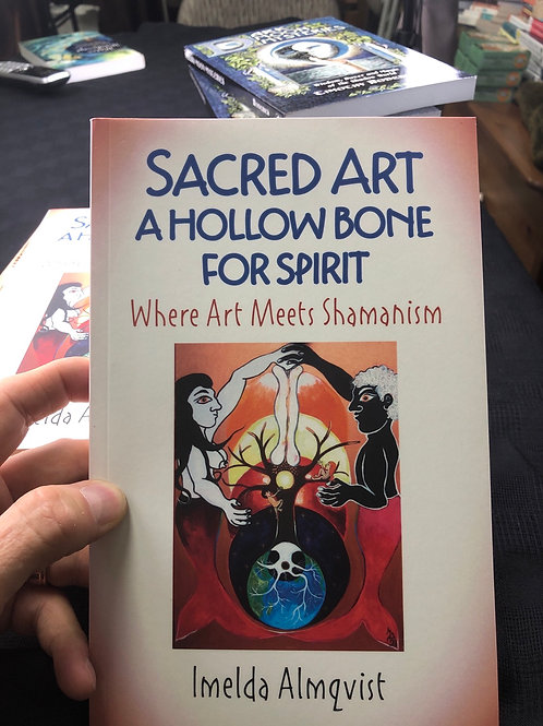 Sacred Art A Hallow Bone For Spirit