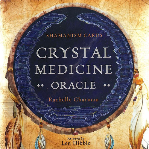 Crystal Medicine Oracle Cards