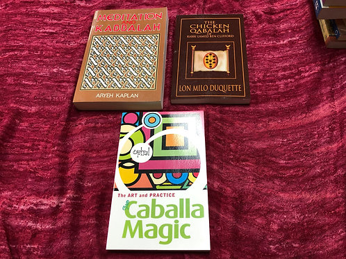 Qabalah Book Set