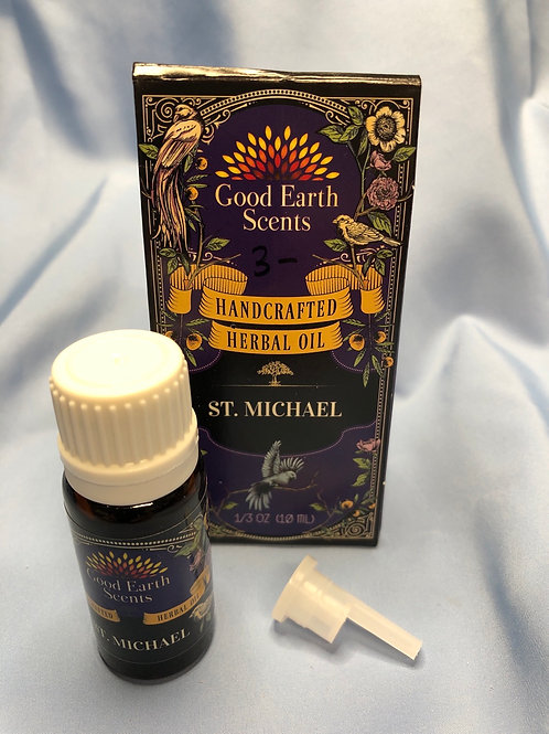 St. Michael Herbal Oil
