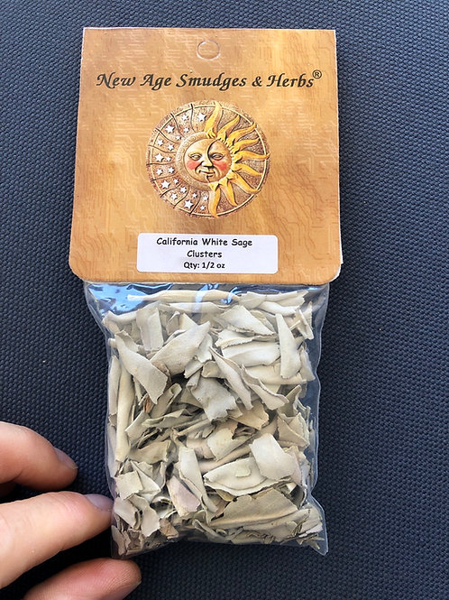 White Sage (1/2 ounce)