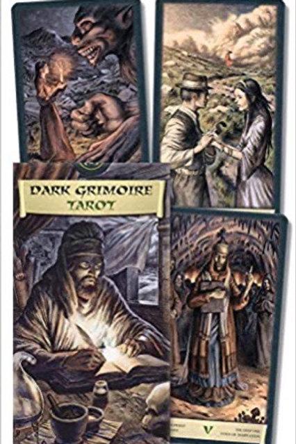 Dark Grimoire (Necronomicon) Tarot