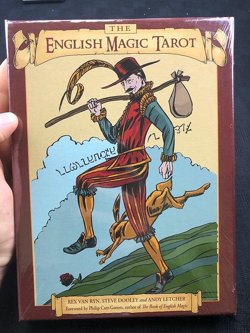 English Magic Tarot (boxset)