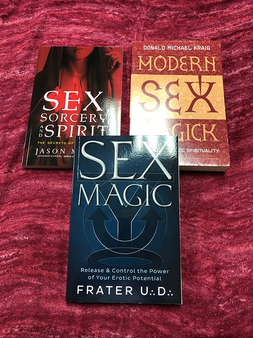 Sex Magick Book Set