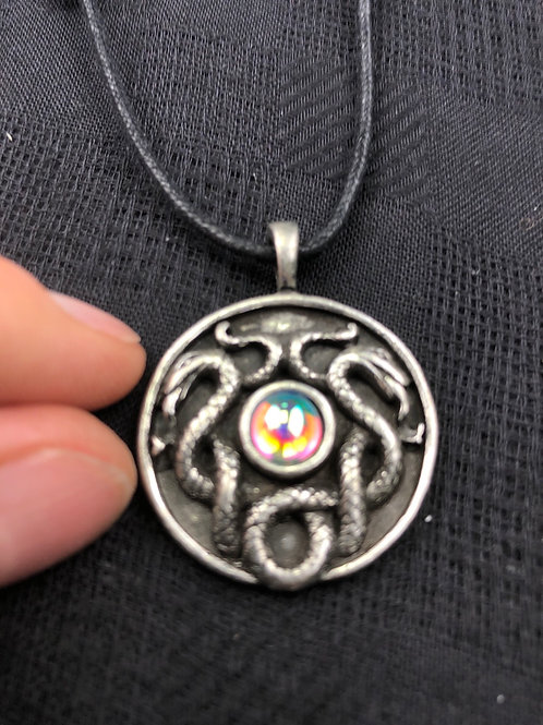 Nathair Celtic Wisdom Pendant