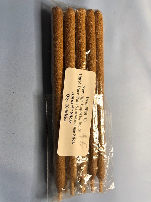Palo Santo Wood Incense Stick 6""