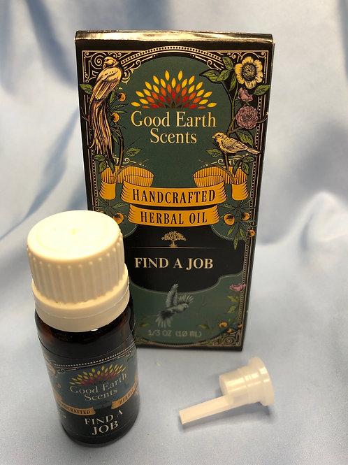 Find a Job Herbal Oil