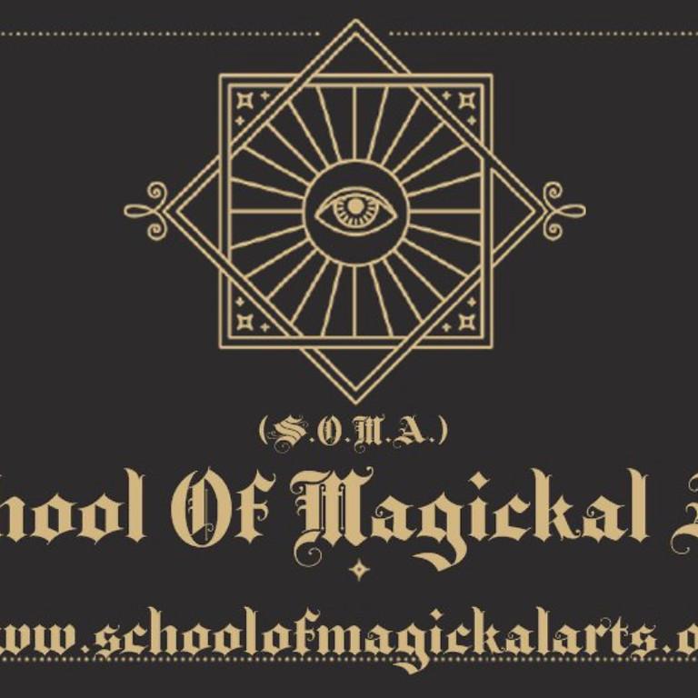 Wheel of the Year (School of Magickal Arts Class)