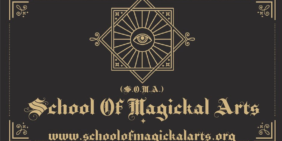 *mask required* Candle Magick For Beginners (School of Magickal Arts Class) $20 cash/card