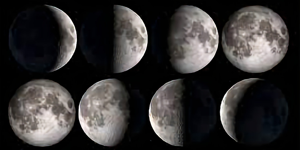 Working with the Moon For Spiritual Development and Magick $20 cash/card