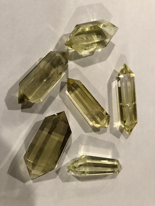 Citrine Specimens (treated)